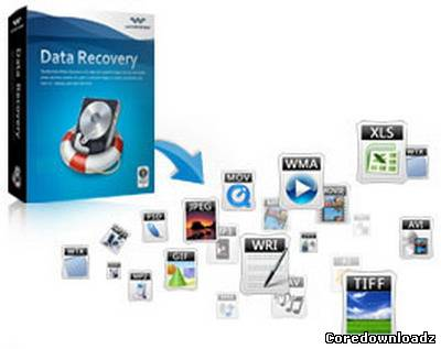Wondershare Data Recovery 4.0.0