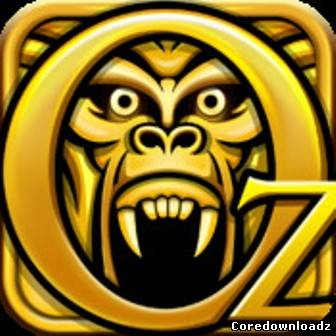 Temple Run Oz with Dark Forest version 1.0.2 apk for Android(also HD version for tablets)