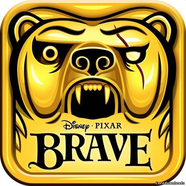Temple Run: Brave logo