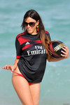 Claudia Romani in Miami
