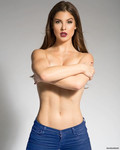 Amanda Cerny topless censored